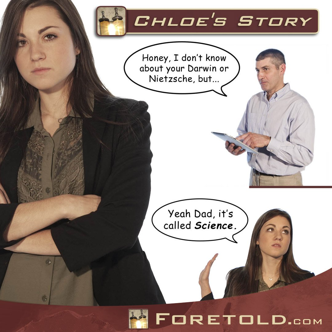 Chloe's Story